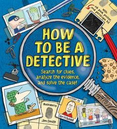 Detective on the case book report