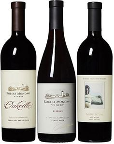 2012 Robert Mondavi Winery Napa Valley Reds Mixed Pack 3 x 750 mL ** Visit the image link more details.