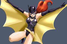 BATGIRL Commission by Solfei Batwoman, Batgirl, Comic Art, Comic Books, She Movie, Hey You, Bat Family, American Comics, Marvel