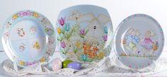 Pintura sobre Porcelana Cecil Somosa