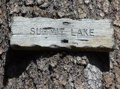 Summit Lake, Lake Tahoe, CA