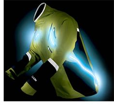 StrideLite Strobe-Light Jacket
