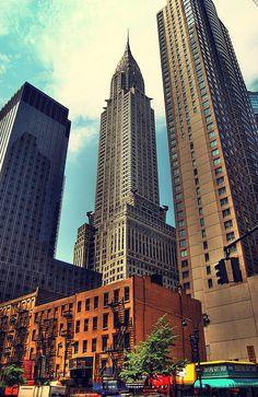 Mykonos, Santorini, Nyc, Skyscraper New York, New York City, Photo New York, Chrysler Building, Amazing Buildings, City Aesthetic
