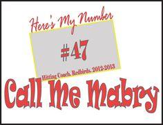 Here's my number, CallMeMabry