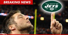 Breaking News - Tim Tebow to Jets