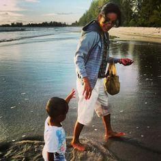 @Kahona Beach