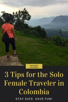 What to know about solo female travel in Colombia. The best advice from an expat!