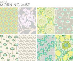 amy butler: morning mist