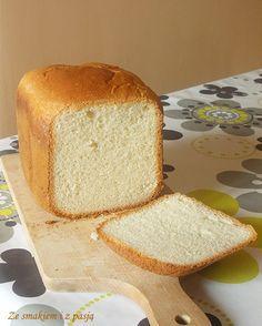 Mleczny chlebek z cytrynową nutą (z automatu)