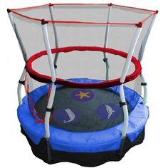Have to have it. Skywalker Trampolines 5-ft. Seaside Adventure Bouncer - $91.98 @hayneedle.com