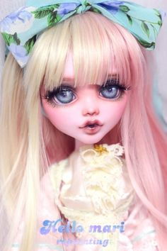 #OOAK #MonsterHigh #DollRepaint #HelloMariRepaint  월 19일 목요일 밤 12시까지 야호스에...