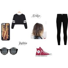 Erika by lili-argenton on Polyvore featuring arte