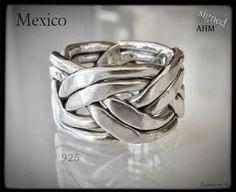 Hopeasormus Meksikosta - upea tukeva ja näyttävä
