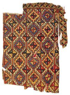 Turkish Bergama Rug 18th Century