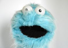 Awesome Muppet Handmade Muppet-Style Muppet arm by AlezGustawie