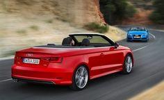 Audi A3 Cabriolet: informazioni per il nostro mercato   Abbiamo fatto la sua conoscenza al Salone di Francoforte ora è il momento di conoscere da vicino come si articola la gamma e che differenze ci sono tra un allestimento e l'altro. La Casa di Inglostadt rende noto che la nuova Audi A3 Cabriolet sarà disponibile a partire...