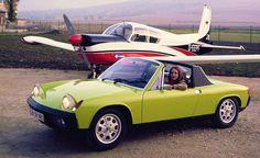 https://flic.kr/p/6FB3fd | Porsche 914