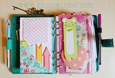 filofax planner pages - Google Search