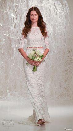 New York Bridal Fashion Week October 2015 Part 5 — Watters, Privato by Mon Cheri, Mori Lee, Allure Bridals, Carol Hannah | Wedding Inspirasi