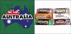 arnotts tim tam in suer markets - - Image Search Results Tim Tam, Drink Sleeves, Image Search, Flag, Marketing, Logos, Logo, Science, Flags