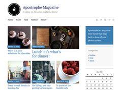 WordPress Magazine Themes — Themes for Blogs at WordPress.com