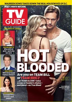 tv  guide  covers | True Blood TV Guide Covers | Fanpire Diaries