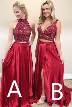 Sexy Prom Dress,Seniors Prom Dress, Beading Prom Gown,Burgundy Prom Dresses,Long Prom Dress,Red Party Dress, Prom Dress for Girls,Prom Dress