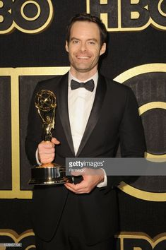 Bill Hader, winner of the award for Outstanding Lead Actor in a Comedy Series for 'Barry,' arrives at HBO's Official 2018 Emmy After Party on September 2018 in Los Angeles, California White Boys, White Man, Bill Harder, Comedy Pictures, Fantastic Show, John Mulaney, Love Me Like, Comedy Series, September 17