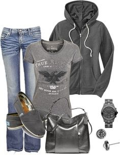 Casual and comfy