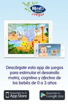 Descárgate #Babyjuegos de @HeroBaby, para iOS y Android