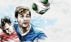 FC Zenit / Illustrations on Behance