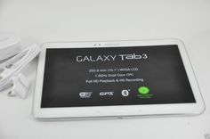 Samsung Galaxy Tab3 10.1 inch Tablet - White 16GB, WiFi, Android 4.0 GT-P5210
