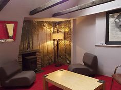 One of our #Soho #counsellingRoom Counselling Room, Soho, Divider, Rooms, Furniture, Home Decor, Bedrooms, Decoration Home, Room Decor