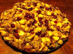 Een heerlijk recept voor appeltaart met deeg van havermout. O wat lekker en helemaal volgens de Voedselzandloper!