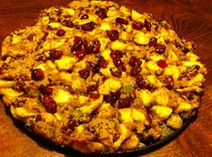 Appeltaart met deeg van havermout, een heerlijke variant op de gewone appeltaart