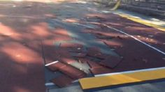Legendary 4th St. Playground Court Destroyed By late-Night Vandals