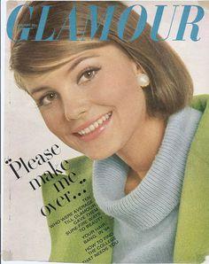 Kecia Nyman for Glamour, 1962.