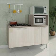 cozinha compacta 8 portas
