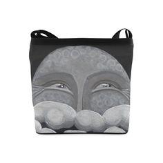 Celestial #7 Crossbody Bags (Model 1613)