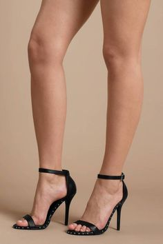 Thigh High Boots Heels, Strappy High Heels, Black High Heels, Ankle Strap Heels, Stiletto Heels, Designer High Heels, Mid Heel Shoes, Beautiful High Heels, Sexy Legs And Heels