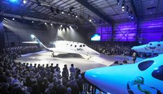 New Space Shuttle 'VSS Unity' Launched By Virgin Galactic