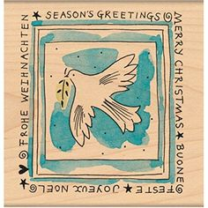 Penny Black Mounted Rubber Stamp 35X35Peace * Visit the image link more details.