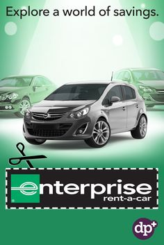Discount coupon for enterprise car rental