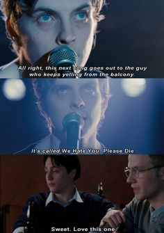 Scott Pilgrim vs. The World - this is one of my favorite parts! And it's one of the best movies ever!