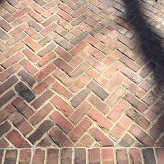 Reclaimed Antique Street Pavers For Sale - Purington Paver – Iowa City, IA Brick Paver Patio, Paver Walkway, Brick Garden, Walkways, Outdoor Pavers, Driveways, Backyard Patio, Patio Flooring, Brick Flooring