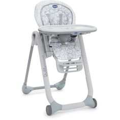 Chicco Polly Progress 3-in-1 Highchair-Sage (New) The new Polly Progress is the fantastic evolutive chair that goes along with your children, every step of their way. As it is Multifunctional, it can transform into a Baby Bouncer, highchair, chair to http://www.MightGet.com/march-2017-1/chicco-polly-progress-3-in-1-highchair-sage-new-.asp
