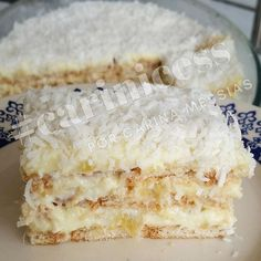 Twix Chocolate, Sweet Recipes, Healthy Recipes, Strudel, Flan, Coco, Macarons, Vanilla Cake, Mousse