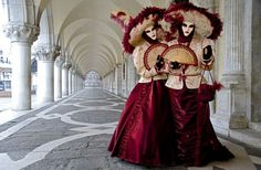 Venice Italy Carnival | The Charm of Christmas in Germany, Austria, and northern Italy