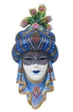 12.5 inch Arabian Mask Wall Plaque Turban Decor Collectible Gift by StealStreet. $53.99. Venetian style or Carnival mask wall decor. This gorgeous 12.5 inch Arabian Mask Wall Plaque Turban Decor Collectible Gift has the finest details and highest quality you will find anywhere! 12.5 inch Arabian Mask Wall Plaque Turban Decor Collectible Gift is truly remarkable.12.5 inch Arabian Mask Wall Plaque Turban Decor Collectible Gift Details:Condition: Brand NewItem SKU: SS-US-WU...
