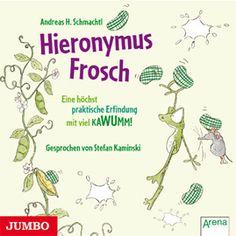 Ein Geniestreich der Erzählkunst, ein sprachliches Meisterwerk! Andreas H. Schmachtl hat auch mit dem zweiten Teil rund um den erfindungsreichen Frosch einen Volltreffer gelandet - und Stefan Kaminski hat bei der Umsetzung hörbar Spaß.